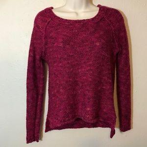 XS Kenzie Sweater / Maroon